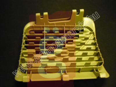 Kép a(z) Kilépő szűrőrács 1229 szürke nevű termékről