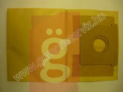 Kép a(z) IZ-PR10 PROFI 10 Invest papír porzsák (5db/csomag) nevű termékről