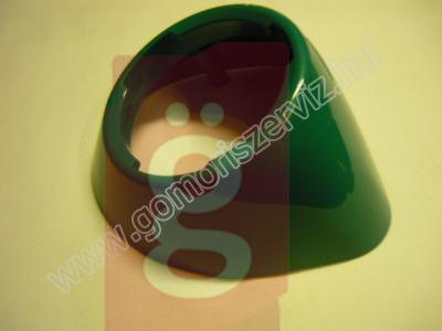 Kép a(z) Gégecső csatlakozó 1159 zöld nevű termékről