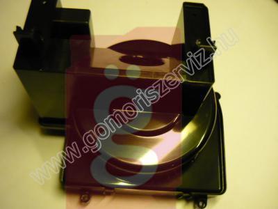 Kép a(z) Zelmer 519.0012 Porszívó Fedél felső Wodnik 519/ 616/ 619 nevű termékről