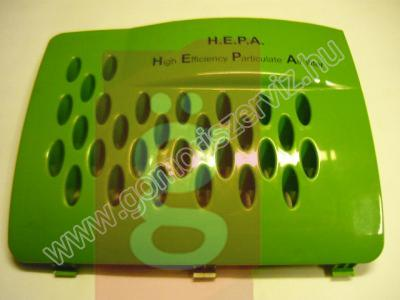Kép a(z) Zelmer 1500.0006.1 Porszívó Szűrővédő 1729 zöld Twister Twist  nevű termékről