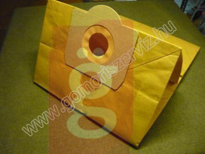 Kép a(z) IZ-1404 Invest ETA Takarítógép 1441 / 2404 / 3404 Kompatibilis papír porzsák (5db/csomag) nevű termékről