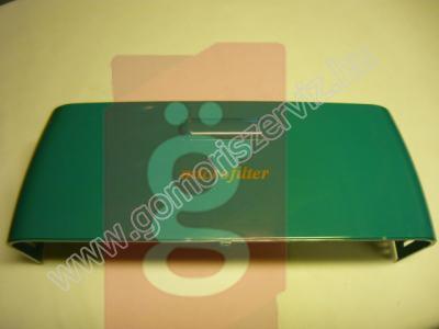 Kép a(z) Kilépőszűrő védőrács 1159 zöld nevű termékről