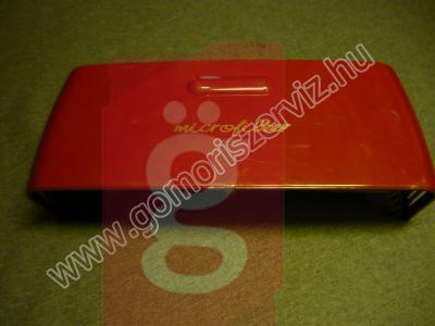 Kép a(z) Kilépő szűrő védőrács 1329 bordó K nevű termékről