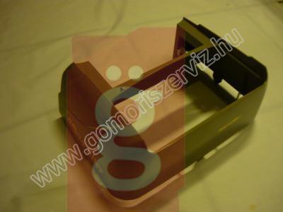 Kép a(z) Zelmer 519.0030 Porszívó Fedél szürke műanyag Wodnik 519 nevű termékről