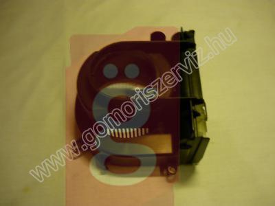 Kép a(z) Zelmer 519.0011 Porszívó Védőburkolat alsó Wodnik 519/ 616/ 619 nevű termékről