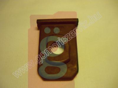 Kép a(z) Zelmer 619.0008 Porszívó Szivattyútartó gumi Wodnik 616/ 619 nevű termékről