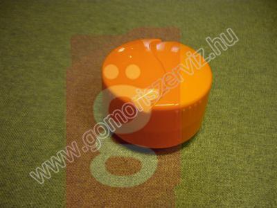 Kép a(z) Zelmer szeletelő műanyag állító csavar narancs nevű termékről