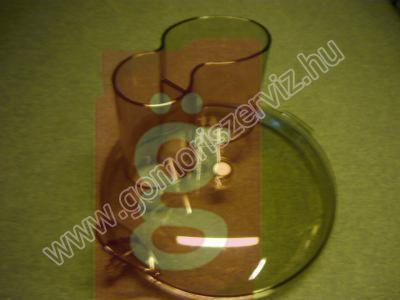 Kép a(z) Fedél 1449 átlátszó szürke nevű termékről