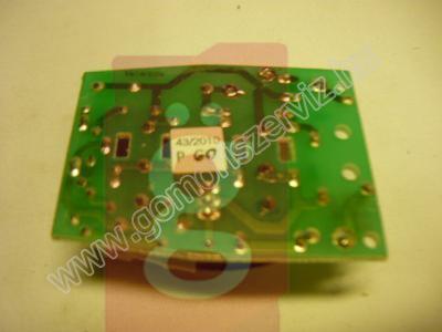 Kép a(z) Vezérlő panel 230V nevű termékről