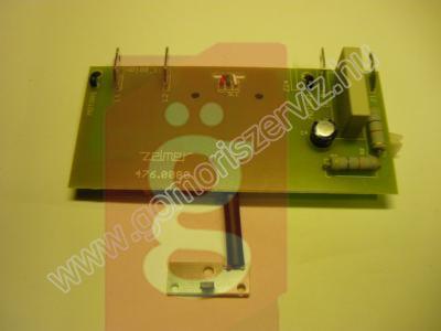 Kép a(z) Zelmer vezérlő panel nevű termékről