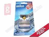 Kép a(z) Borotva szita Braun 500 kék dupla FreeGlider kombi nevű termékről