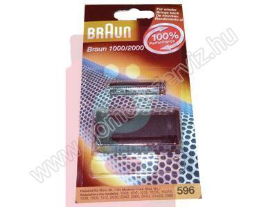 Kép a(z) Borotva szita Braun 596 1000/2000 széria kombi nevű termékről