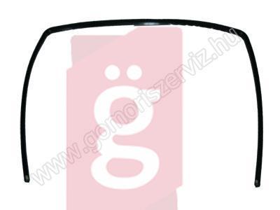 Kép a(z) Sütőajtó tömítés 3 oldalú Pelgrim PG nevű termékről