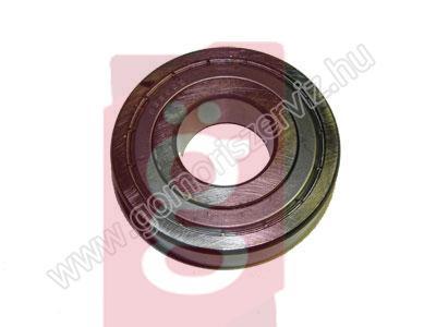 Kép a(z) 6306 csapágy 2Z/C3 SKF (30x72x19) minőségi nevű termékről