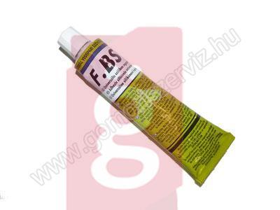 Kép a(z) Tömítőpaszta FBS Szilikonos ragasztó és tömítő Tubusos Kiszerelés (70ml) nevű termékről