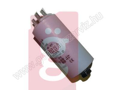 Kép a(z) 8 mF Kondenzátor állandó sarus nevű termékről