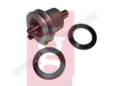 Kép a(z) Keverőtárcsás 303 Középagy alumínium házas + 3 db tömítés nevű termékről