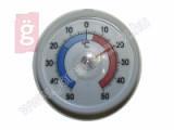 Kép a(z) Hőmérő kerek -50C - +50C nevű termékről