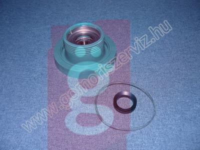 Kép a(z) Középrész Zanussi/Electrolux EWT1012/1016 hajtásoldali (jobb) nevű termékről