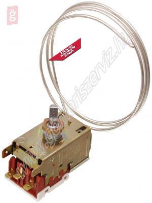 Kép a(z) Hőfokszabályzó Prodigy F2000 hosszú kapcsöves nevű termékről