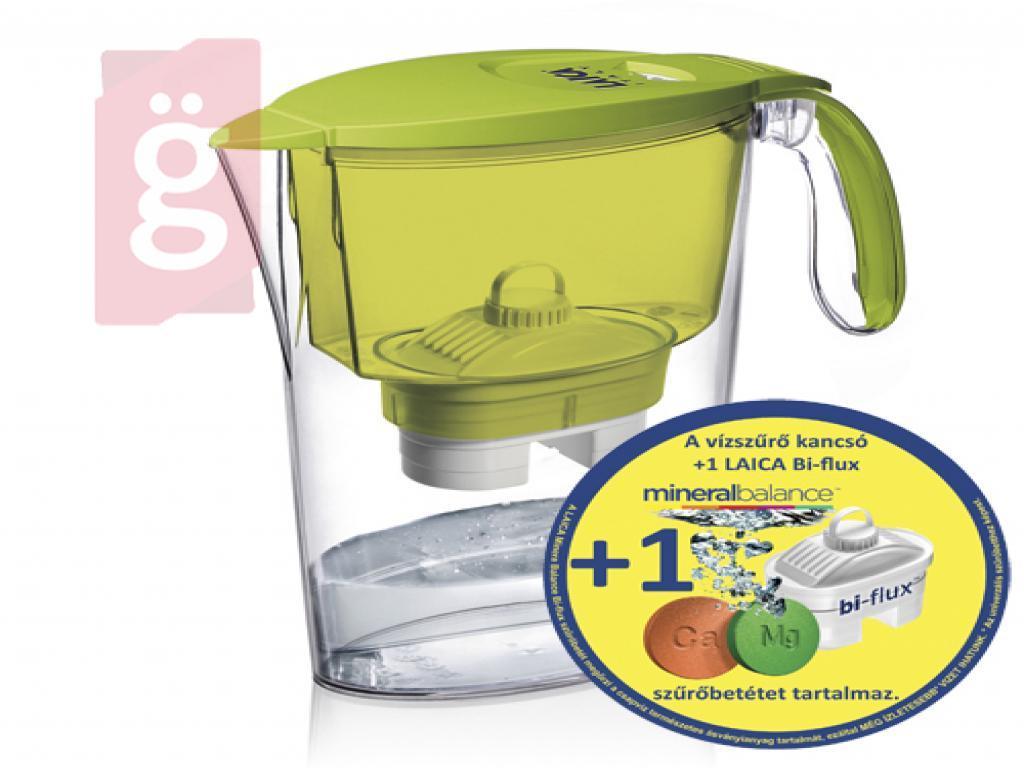 Kép a(z) Laica LJ732 vízszűrő kancsó zöld nevű termékről