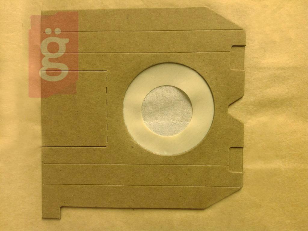 Kép a(z) IZ-E11 Invest Electrolux Z1610 Z1620 stb. papír porzsák (5db/csomag) nevű termékről