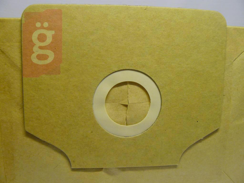 Kép a(z) IZ-E25 Invest Electrolux E13 Kompatibilis papír porzsák (5db/csomag) nevű termékről