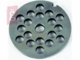 Kép a(z) Zelmer 86.1242 Húsdaráló Perforált Vágótárcsa5  8 mm Ø 50mm Csigához nevű termékről