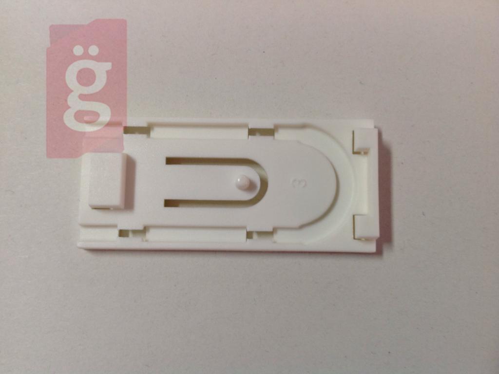 Kép a(z) Hűtő Hőfokszabályzó felerősítő szögletes müanyag nevű termékről