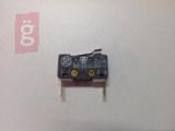 Kép a(z) Zelmer 7.0509  Szeletelő Mikrokapcsoló 83.133 Z nevű termékről