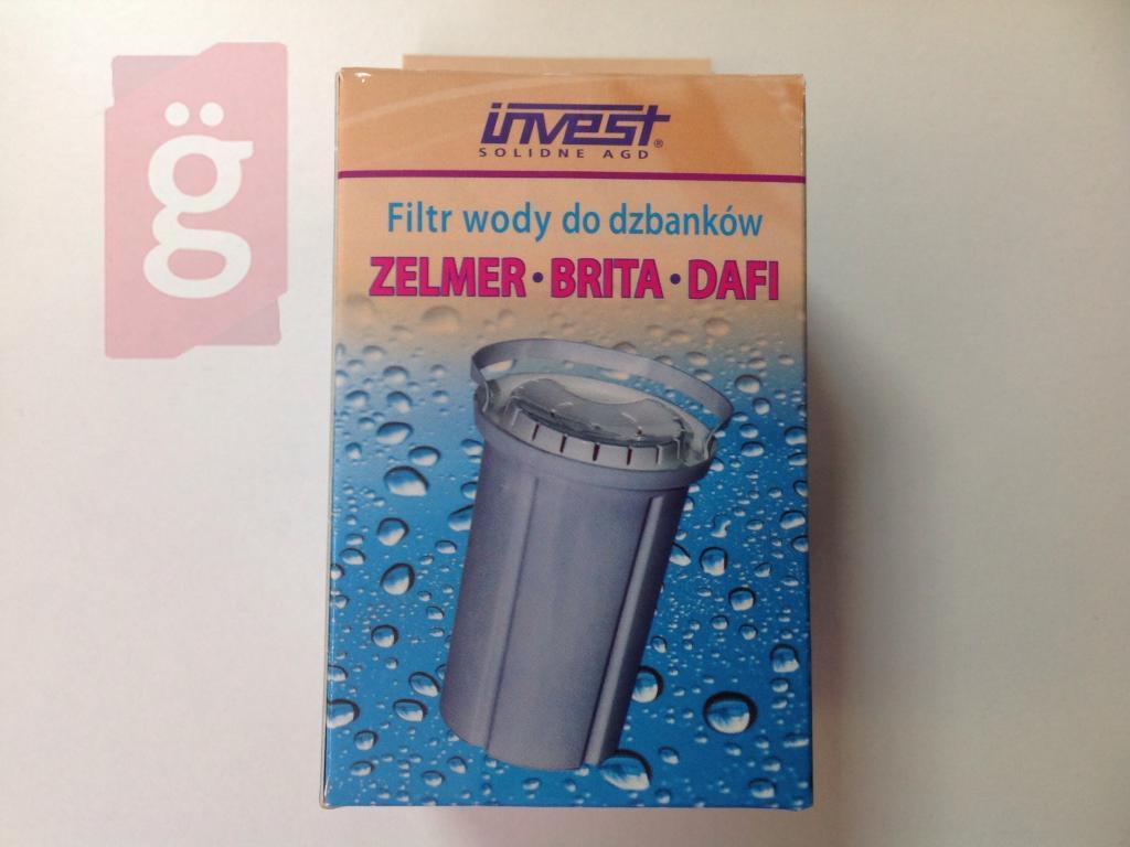 Kép a(z) Zelmer Szűrő betét Víztisztító kancsóhoz nevű termékről