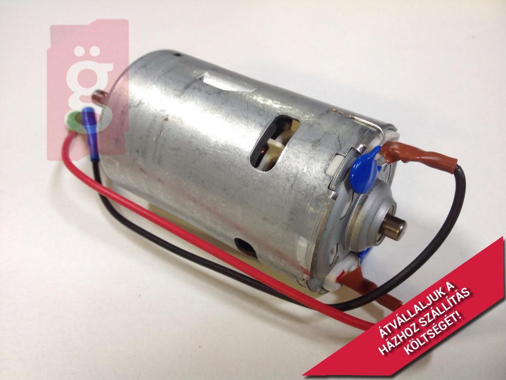 Kép a(z) Zelmer 211.0120 Elektromos Turbó Szívófej Motor (GA886) nevű termékről