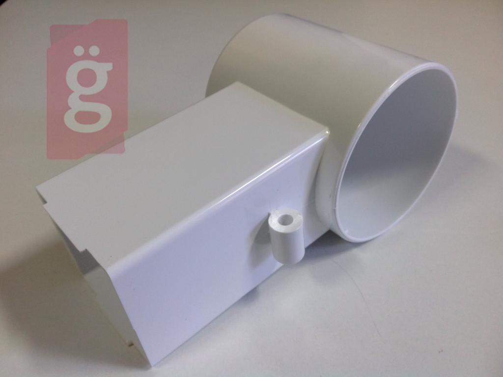 Kép a(z) Zelmer 86.4001 Daráló Reszelő Test nevű termékről