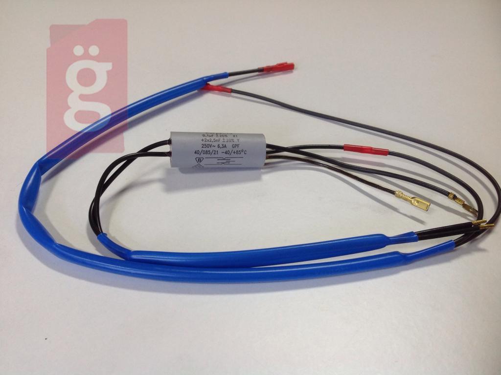 Kép a(z) Zelmer 493.0130 Szeletelő Kondenzátor MIFLEX   nevű termékről