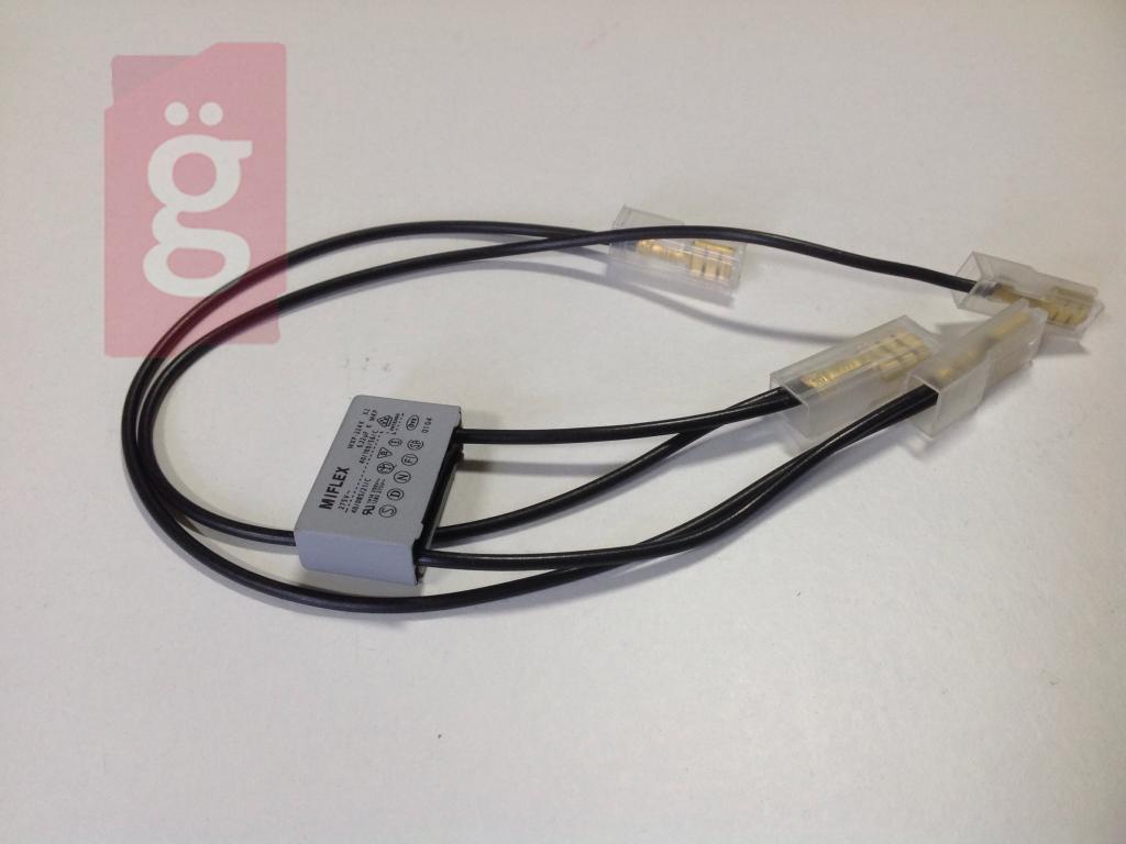 Kép a(z) Zelmer 1500.6078 Porszívó Kondenzátor MIFLEX   nevű termékről
