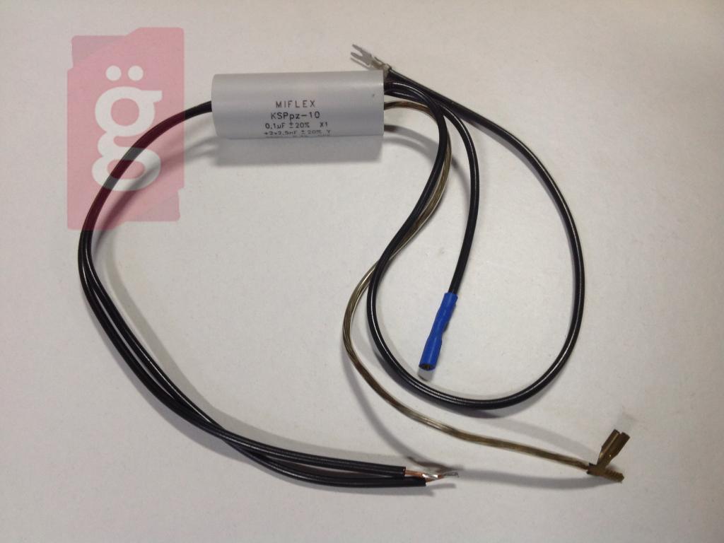 Kép a(z) Zelmer 293.4110 Szeletelő Kondenzátor MIFLEX   nevű termékről