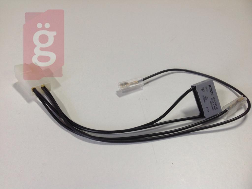 Kép a(z) Zelmer 519.0092 Porszívó Kondenzátor MIFLEX  nevű termékről