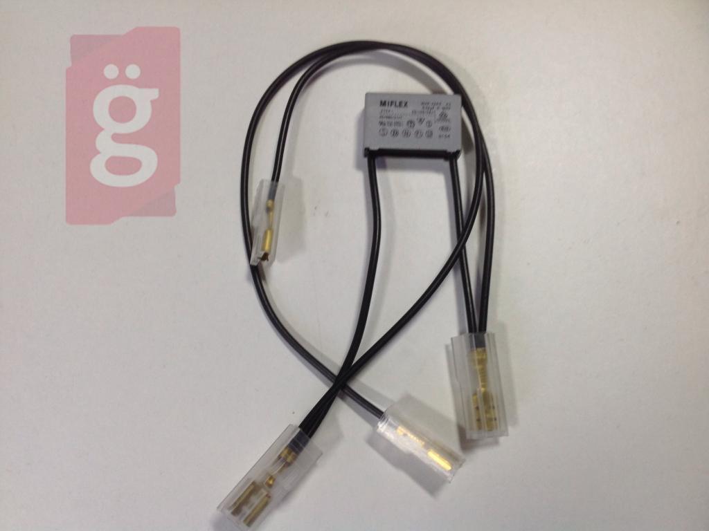 Kép a(z) Zelmer 1010.0079 Porszívó Kondenzátor MIFLEX  Meteor nevű termékről