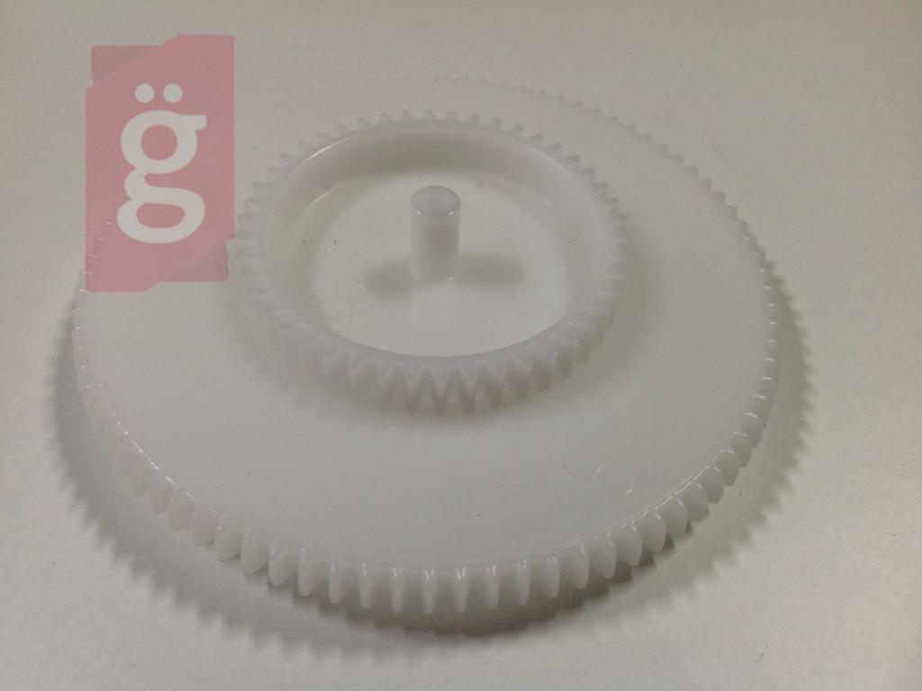 Kép a(z) Zelmer 281.1007 Mixer fogaskerék I. II. nevű termékről