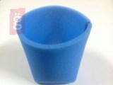 Kép a(z) Univerzális Takarítógép Motorvédő Szivacs zárt (csésze alakú) nevű termékről