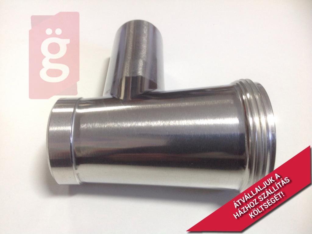 Kép a(z) Zelmer 86.2110 Húsdaráló Öntvényház alumínium Ø50mm Csigához nevű termékről