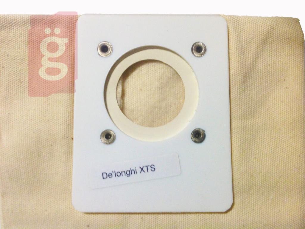 Kép a(z) DELONGHI XTS XTC vászon (textil) porzsák nevű termékről