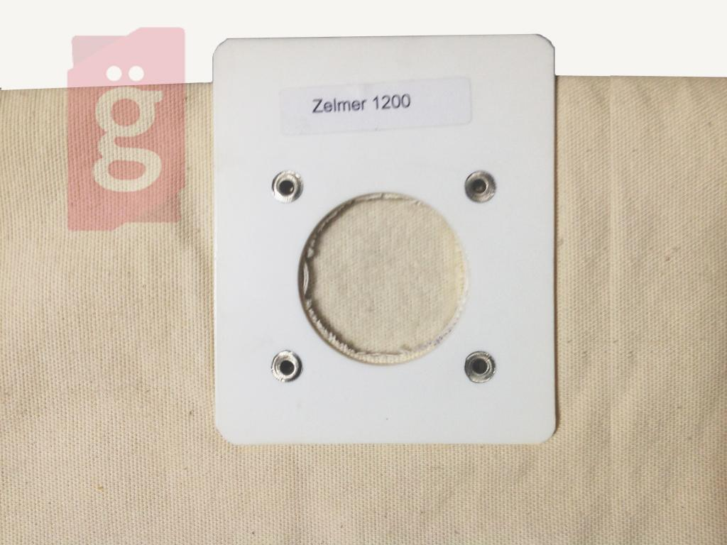 Kép a(z) Zelmer 1200 vászon (textil) porzsák nevű termékről