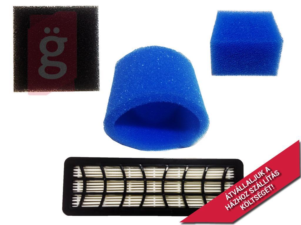 Kép a(z) Zelmer Porszívó Szűrő Szett Aquawelt 919 / Aquawelt Plus nevű termékről