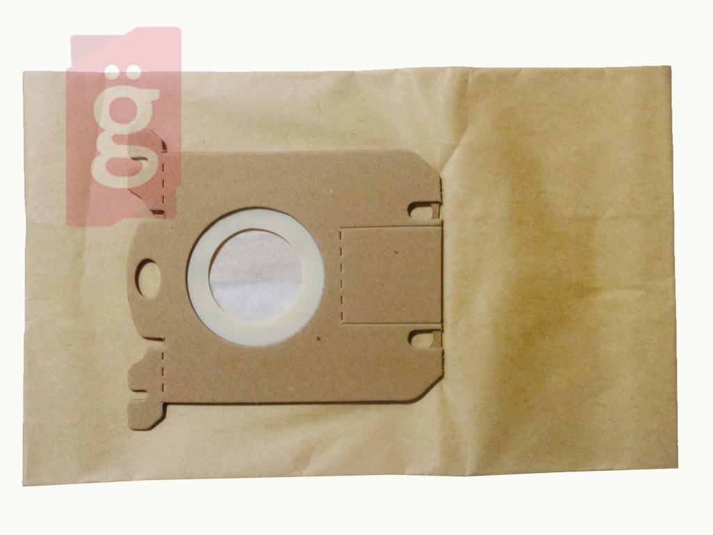 Kép a(z) IZ-E5/PH5 Invest Electrolux / AEG / Philips S-BAG  Kompatibilis papír porzsák (5db/csomag) nevű termékről