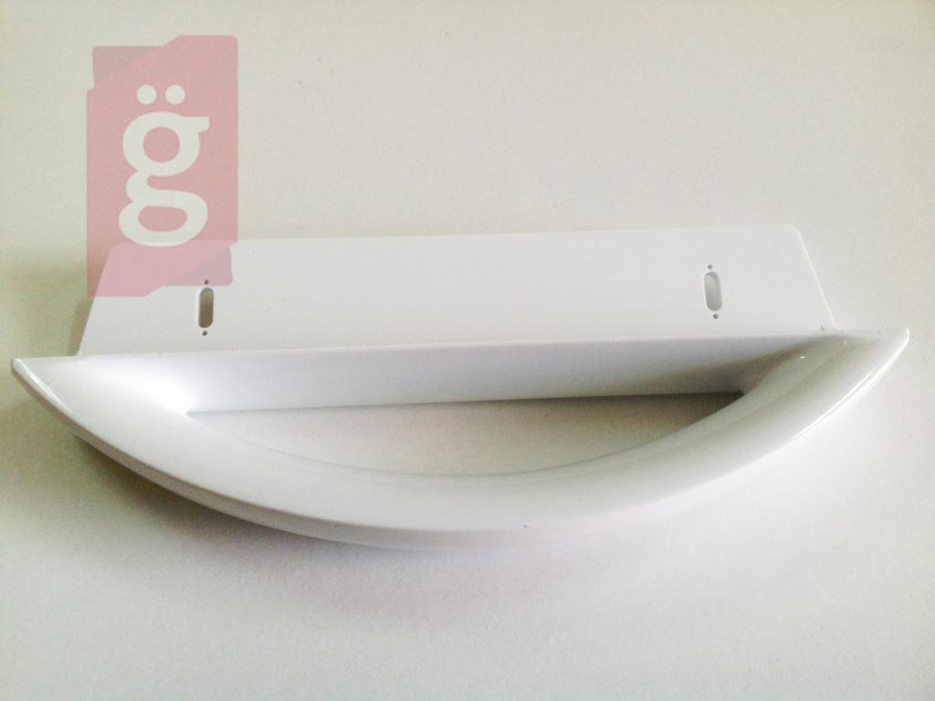 Kép a(z) Hűtőgép Fogantyú (fül-kilincs) ZANUSSI utángyártott  íves nagy  nevű termékről