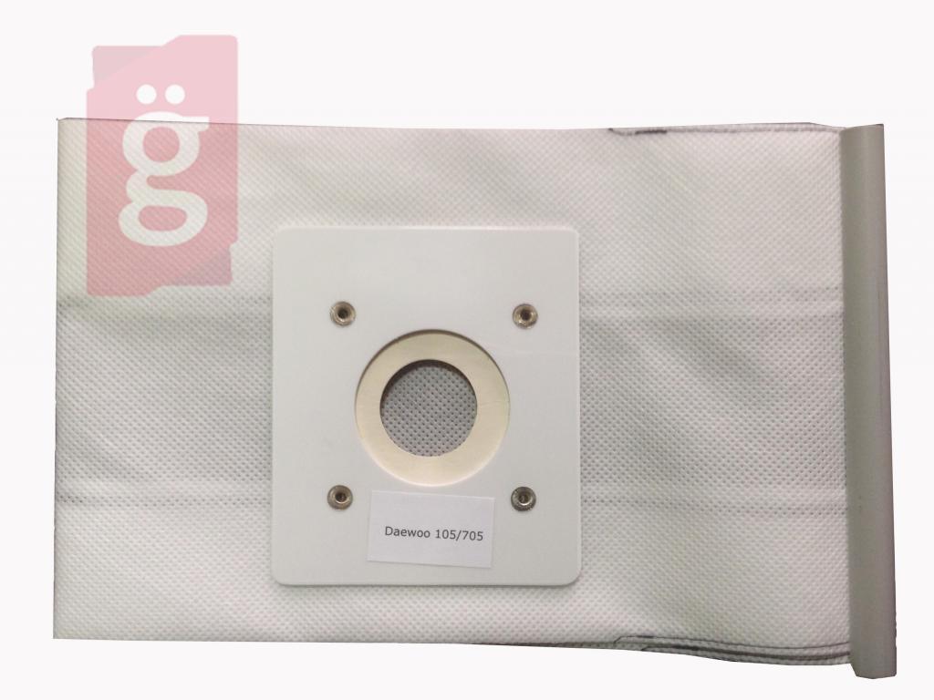 Kép a(z) DAEWOO 105/407/705 vászon (textil) porzsák nevű termékről