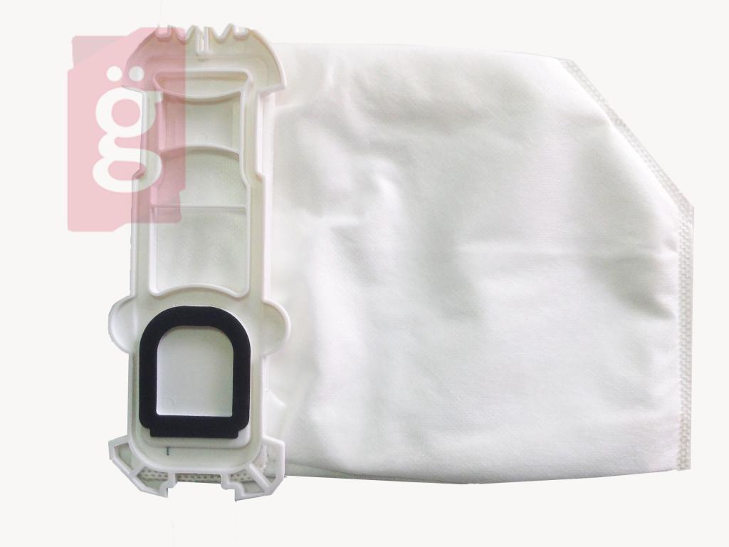 Kép a(z) IZ-VK135S-PREMIUM Vorwerk Kobold VK135/ VK136 Kompatibilis mikroszálas porzsák (5db/csomag) 5 rétegű nevű termékről