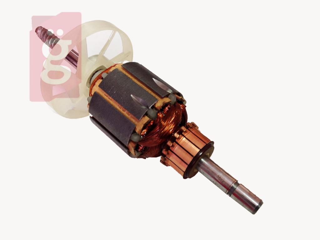 Kép a(z) Zelmer 113.1200 Mixer Motor Forgórész nevű termékről